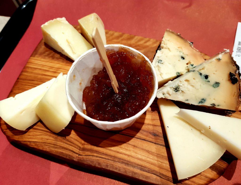Sosta Gourmet formaggi