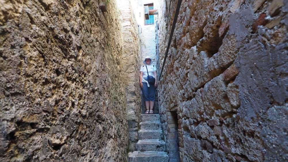 Abruzzo borghi da visitare in camper la Ruetta di Civitella del Tronto