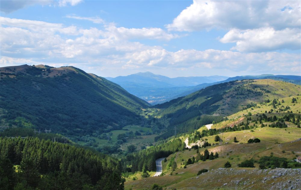 Abruzzo in Camper i nostri nuovi itinerari SP86