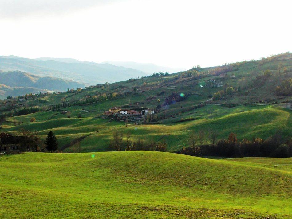 Alla scoperta di un borgo in camper - Alta Val Taro