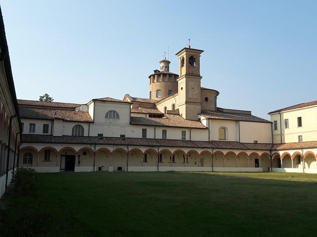 Antico Chiostro Certosa di Parma.