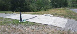 Area Sosta Camper Castelnovo ne Monti