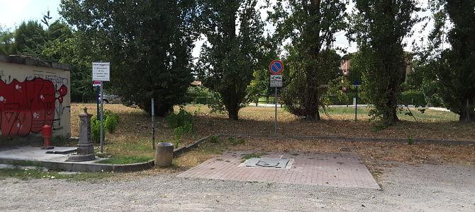 Area Sosta Camper Correggio