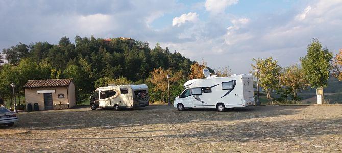 Area sosta camper di Bardone