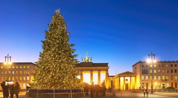Brandeburgo a Natale