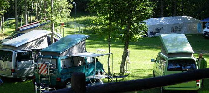 Camping Il Faggio Ventasso Laghi