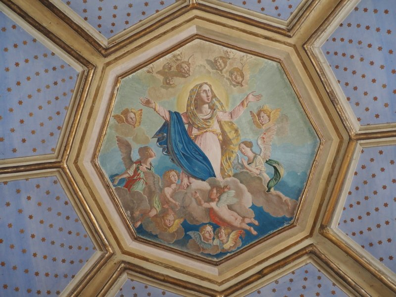 Cappella della Annunciazione Santa Maria della Neve Gualtieri