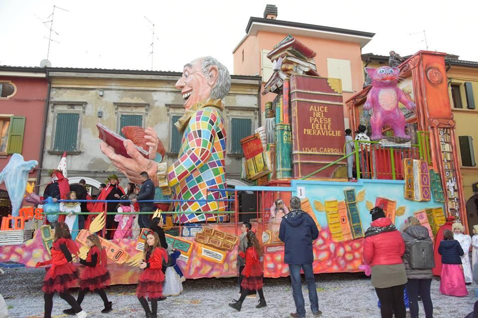 Carnevale Castelnovo di Sotto