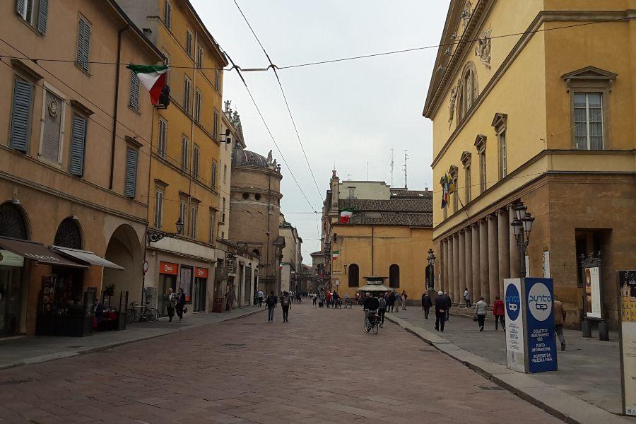 Centro storico di Parma