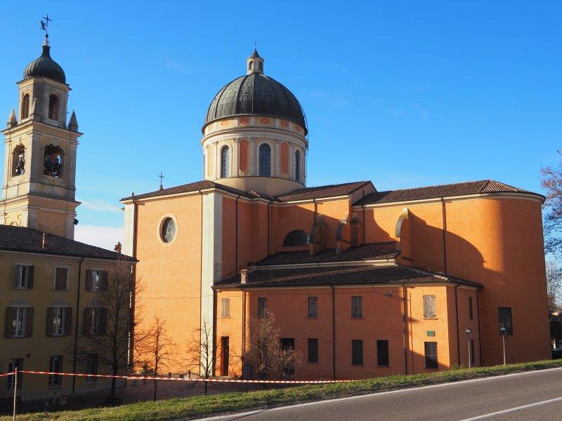 Chiesa di Boretto