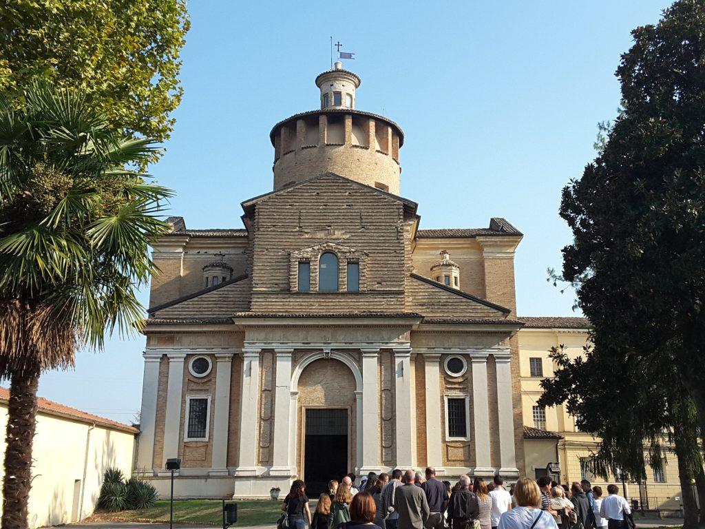 Chiesa di San Girolamo-Certosa di Parma