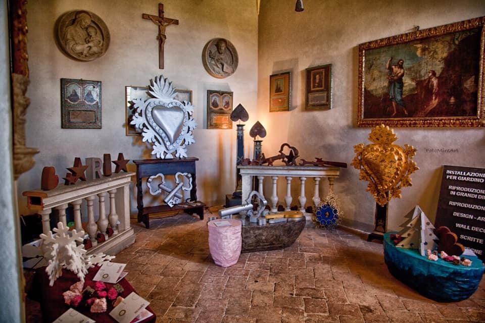Creazioni San Pietro in Cerro