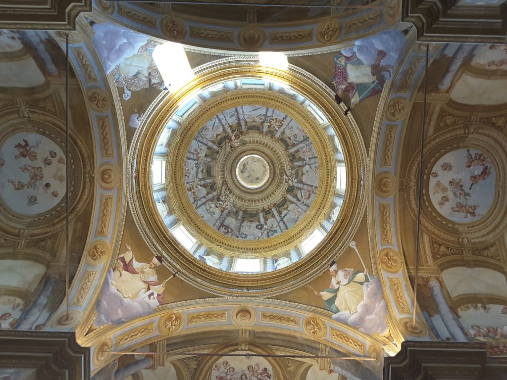 Cupola Antica Certosa di Parma