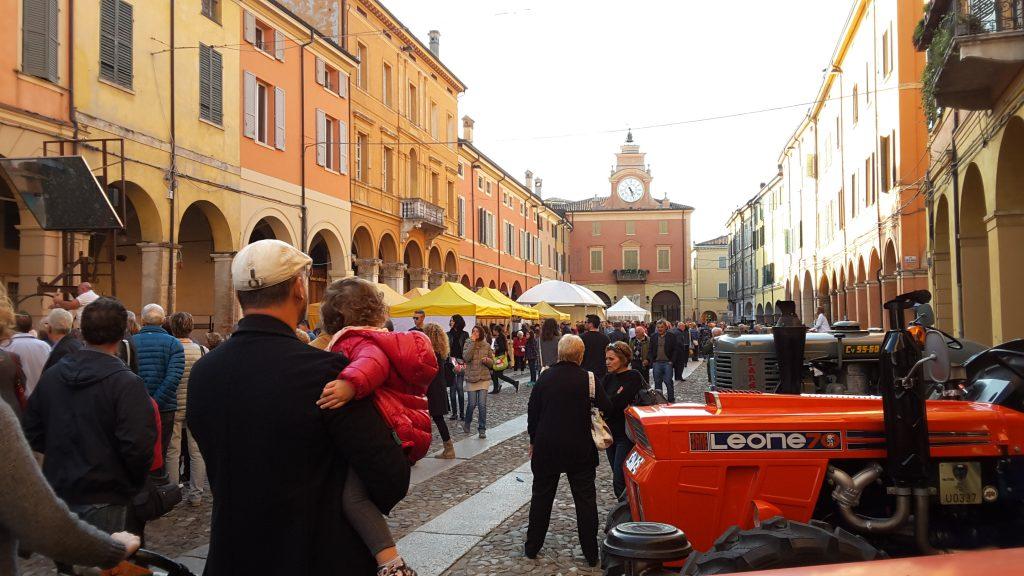 Fiera di San Luca a Correggio