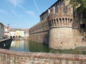 Fontanellato - la Rocca