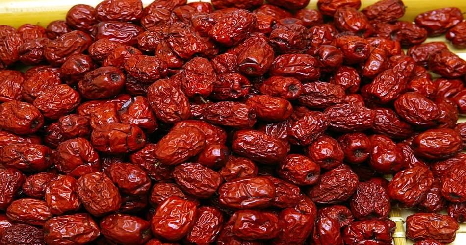 Frutti antichi Giuggiole