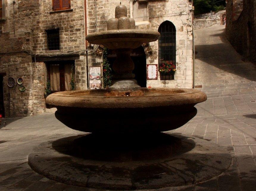 Fontana del Bargello