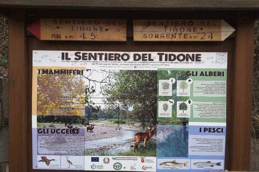 Il Sentiero del Tidone