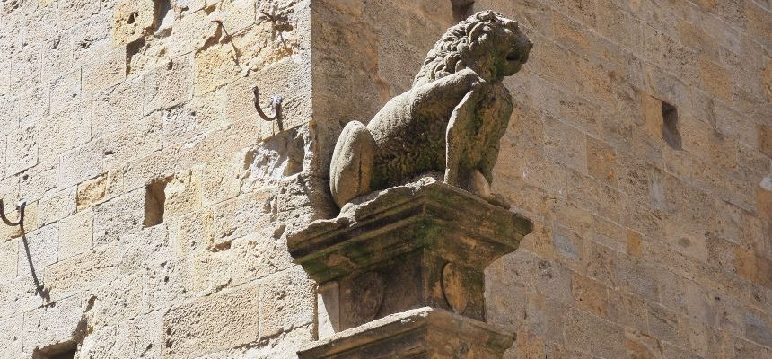 Il leone di Volterra