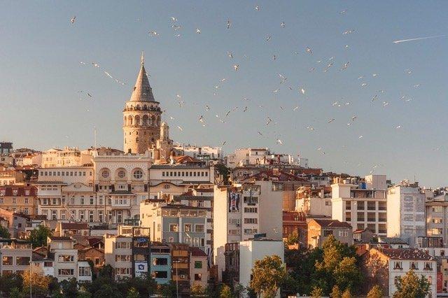 Istanbul Turchia in camper