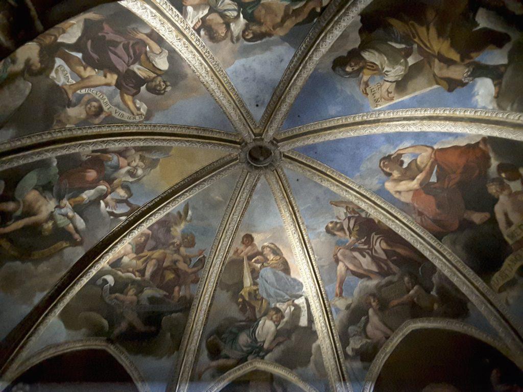 La Cupola della Cattedrale di Piacenza - Il Guercino