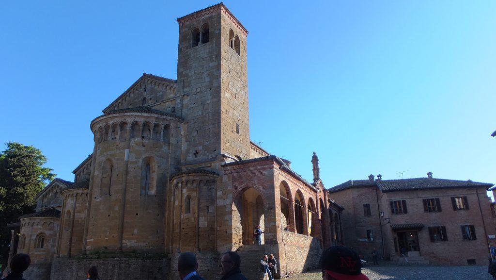 La Rocca Castell'Arquato