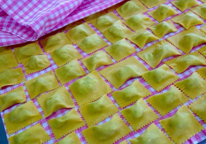 La Tradizione di San Giovanni - I tortelli d'erbetta