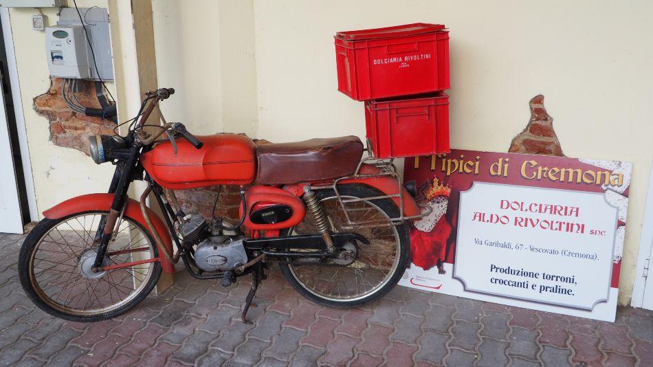 La motocicletta di Nonno Rivoltini