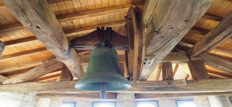La campana della Rocca dei Terzi