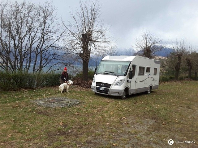 Lago di Como I 5 laghi più belli d'Europa in camper