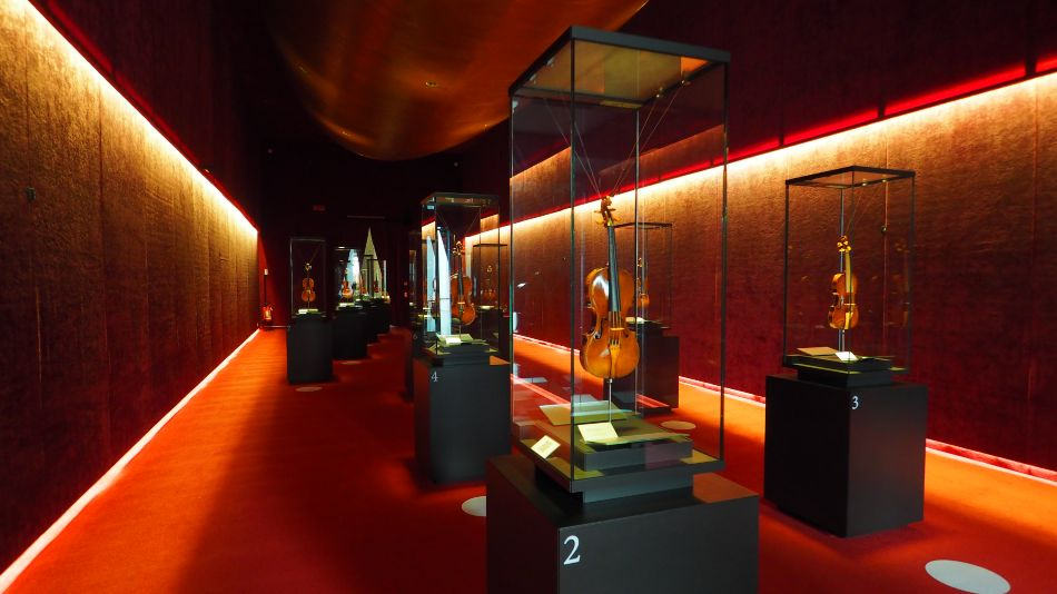 Lo Scrigno dei Tesori Museo del Violino Cremona