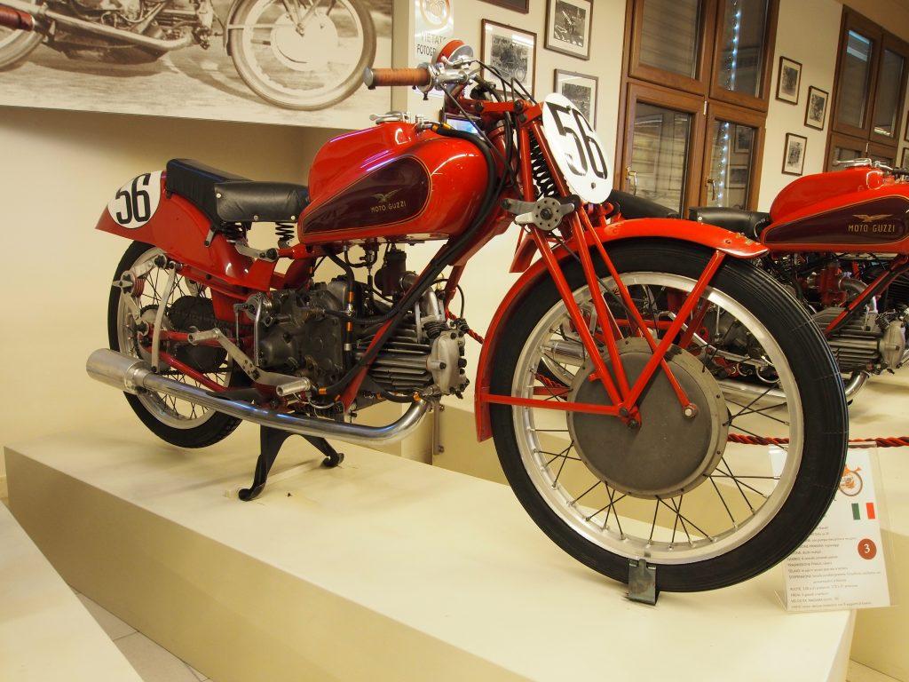 Moto Guzzi Dondolino Collezione Salsapariglia