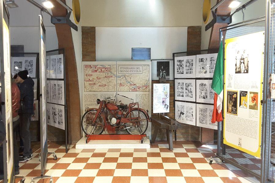 Museo Guareschi - Busseto in camper
