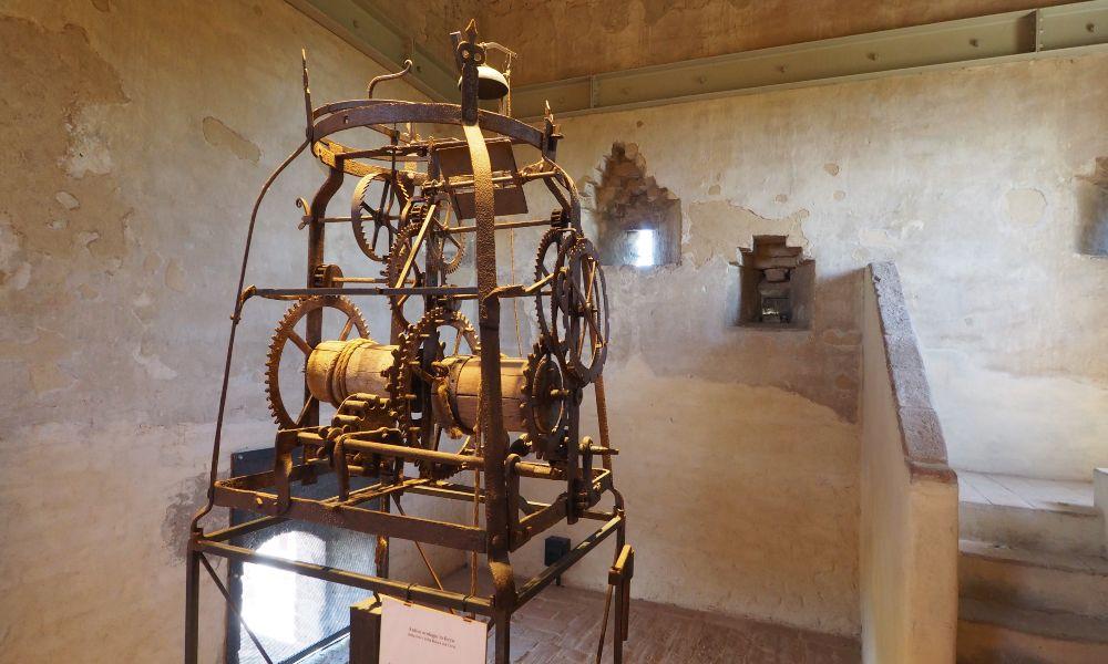 Orologio della Rocca dei Terzi