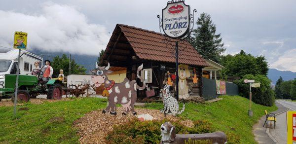 Ossiachersee - Camping Plòrz