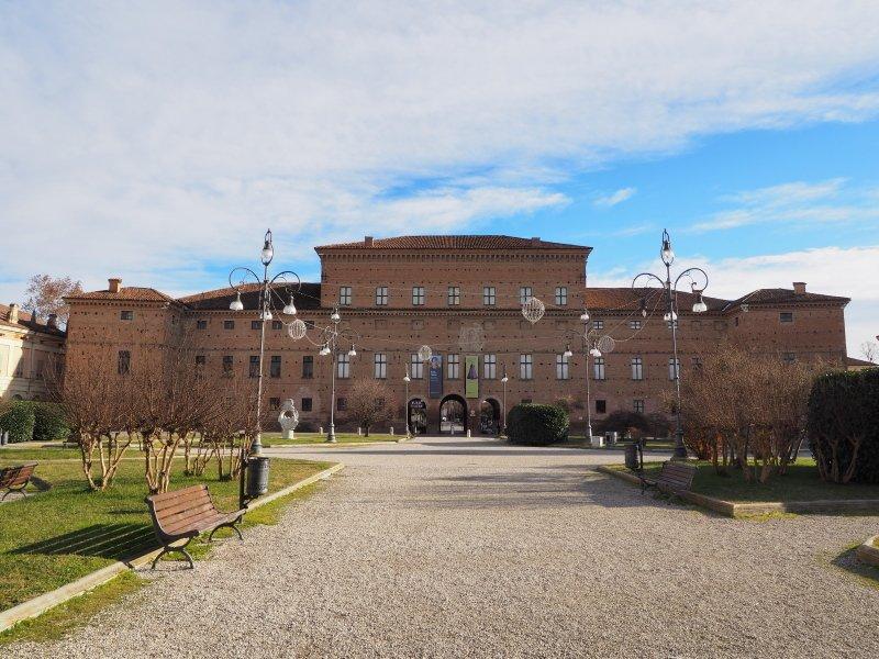 Palazzo Bentivoglio Gualtieri