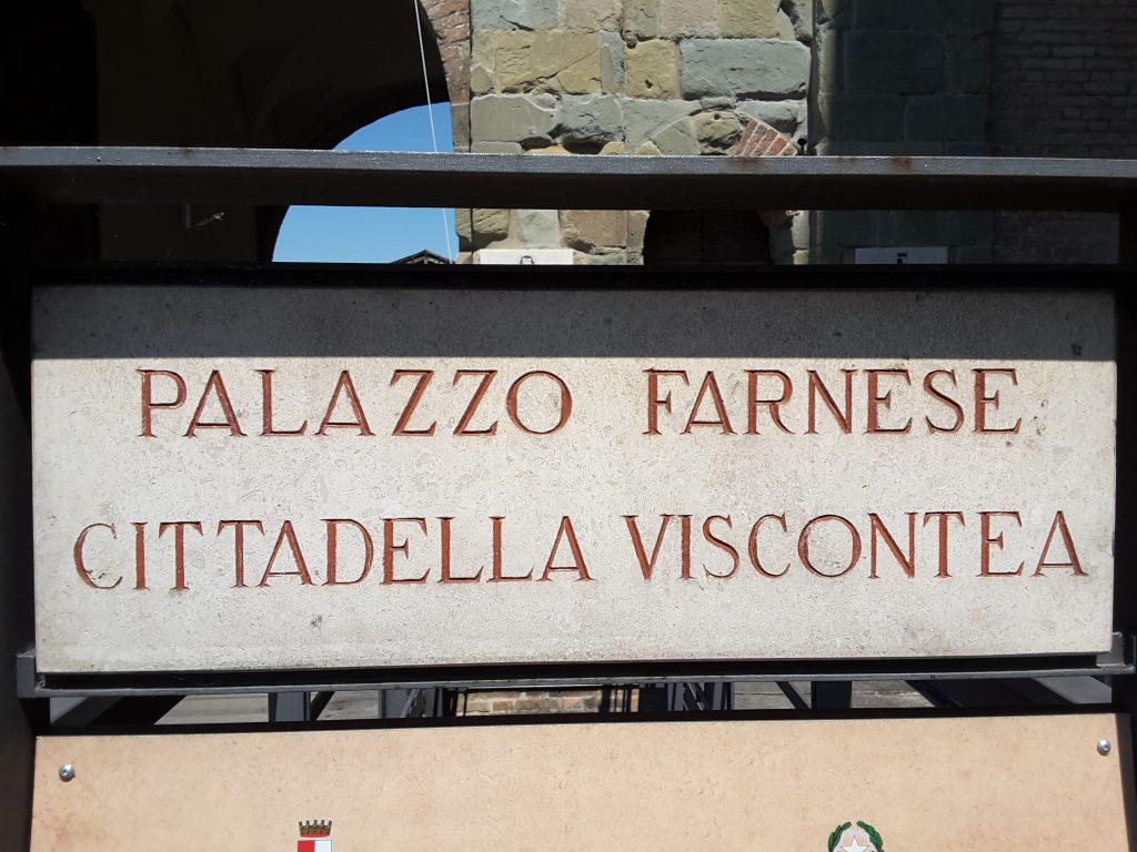 Palazzo Farnese Cittadella Viscontea