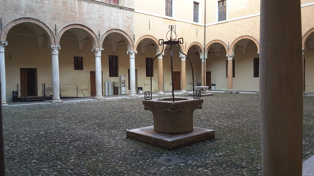 Palazzo dei Principi a Correggio