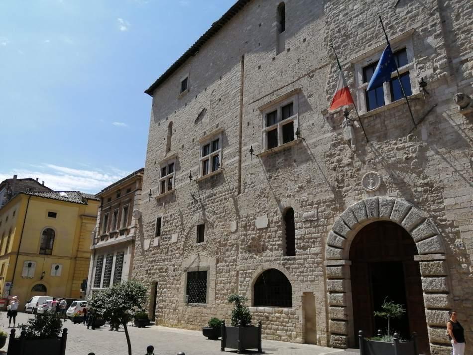 Palazzo Comunale di Narni