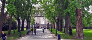 Parma - Parco Ducale in bicicletta