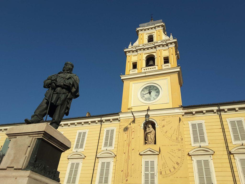 Monumento a Giuseppe Garibaldi - Parma