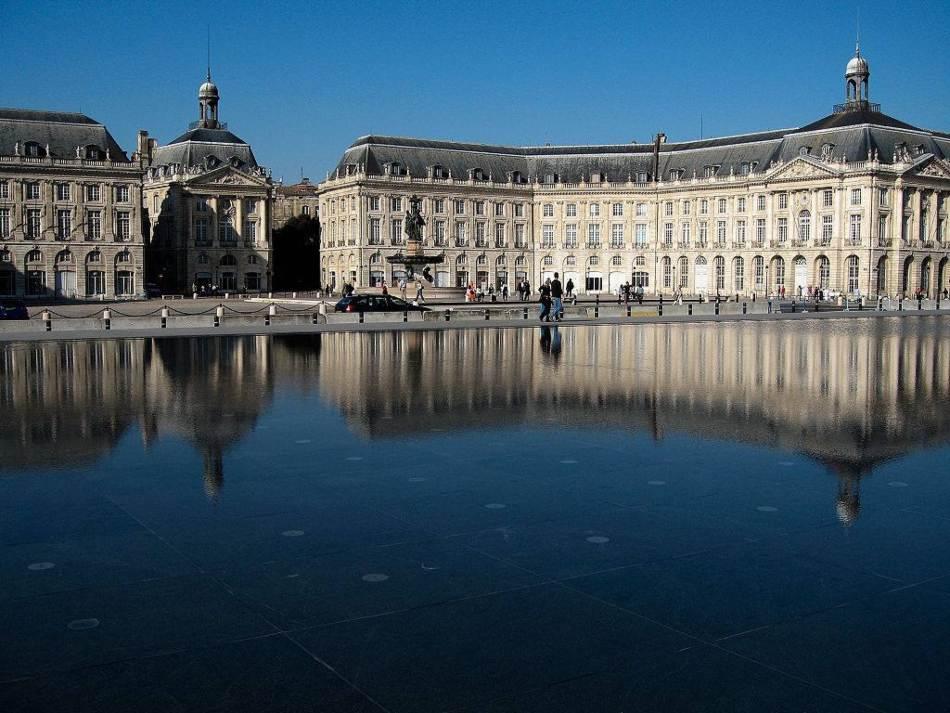 Piazza della Borsa Bordeaux