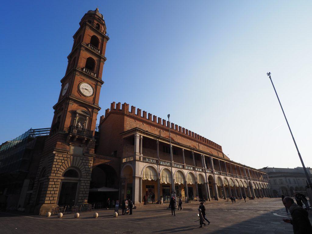 Piazza del Popolo Faenza