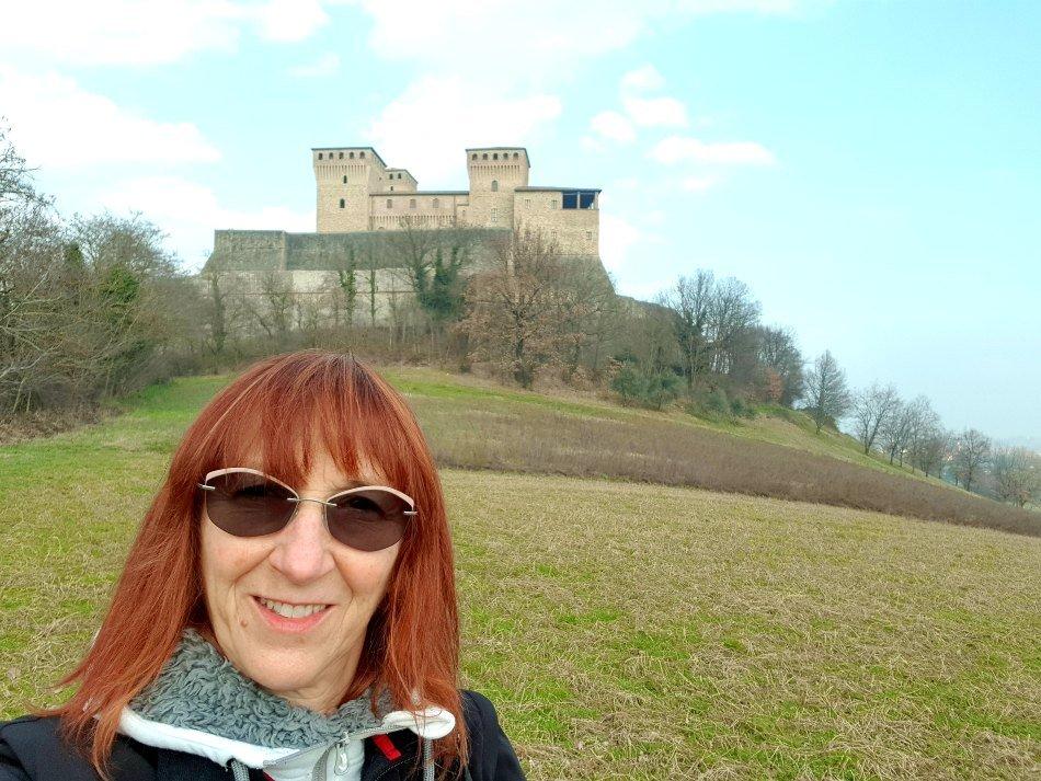 Una gita in camper ai castelli passeggiando