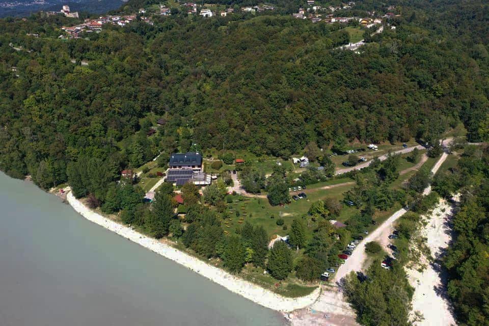 itinerario in Friuli Venezia Giulia in camper