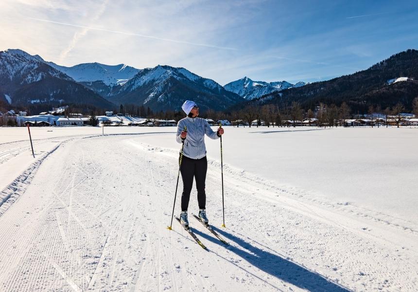 andiamo a sciare in camper sulle piste da fondo