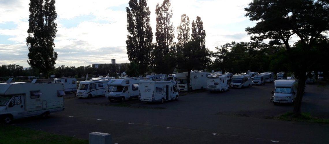 Area Sosta Camper Breisach