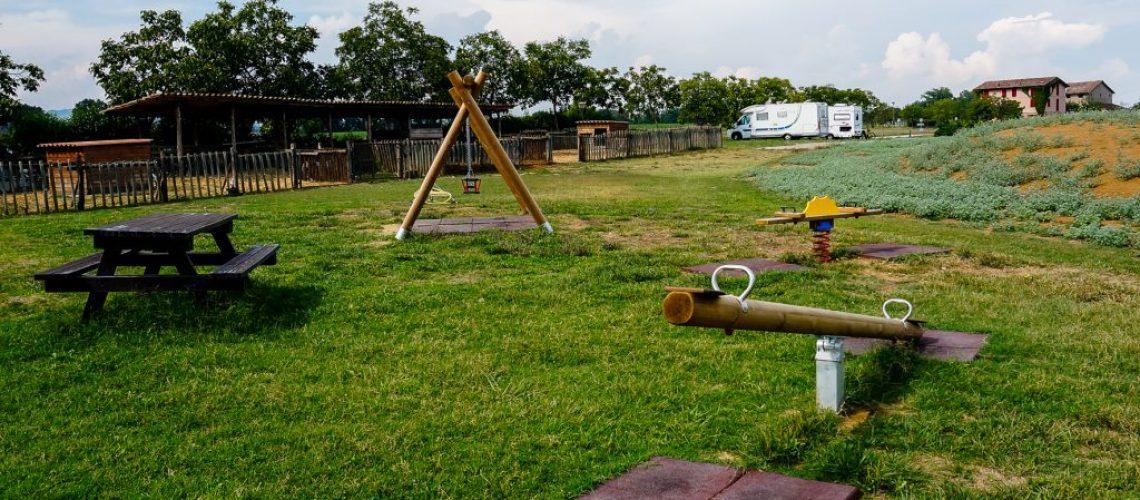 Area Sosta Camper La Razza