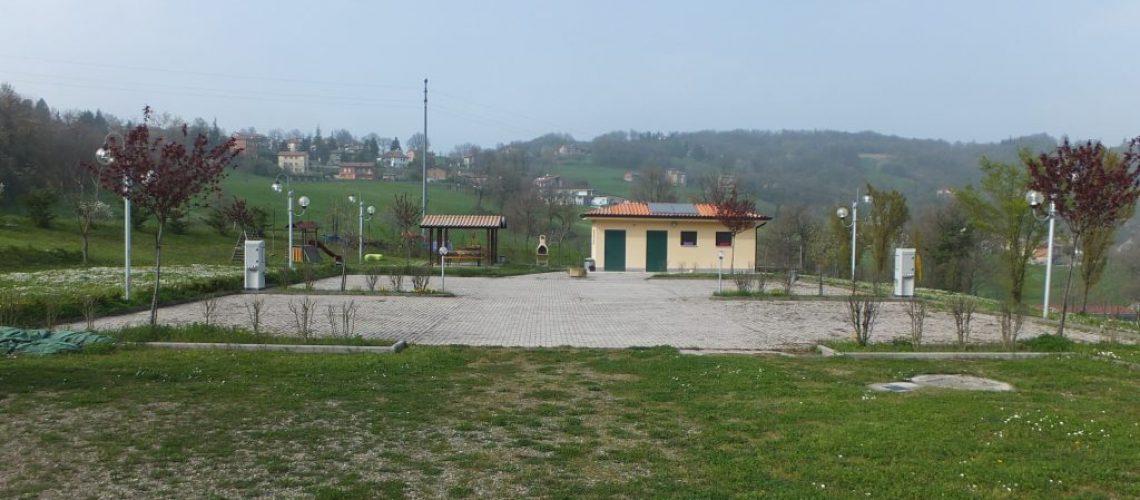 Area Sosta Camper San Giovanni di Querciola a Viano
