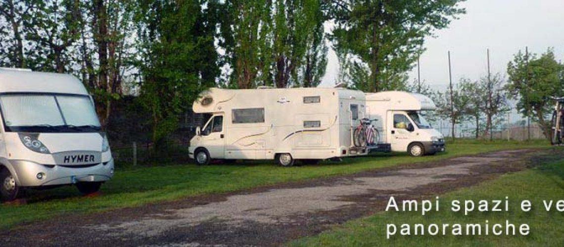 Area sosta camper Agriturismo Ai Ciuvin